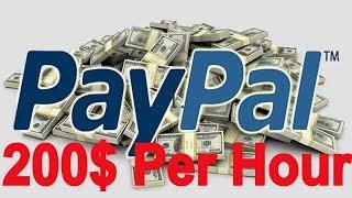 hack paypal dengan app android gratis $100 perday