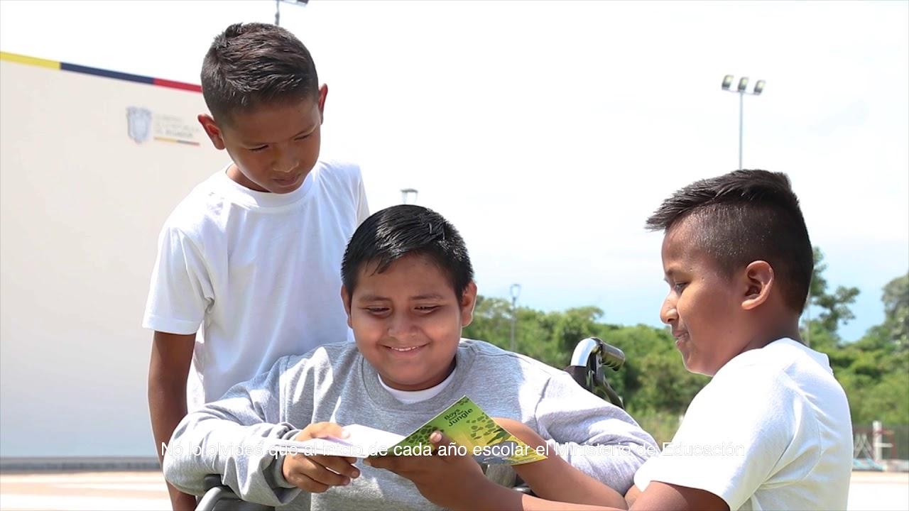 """Video 5 Campaña """"Juntos aprendemos"""""""