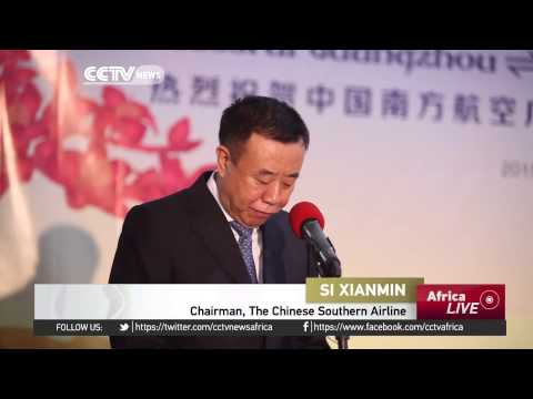 China Southern Airlines jets into Kenya