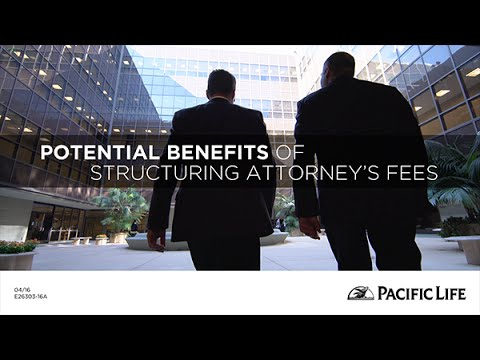 Potential Benefits of Structuring Attorney's Fees