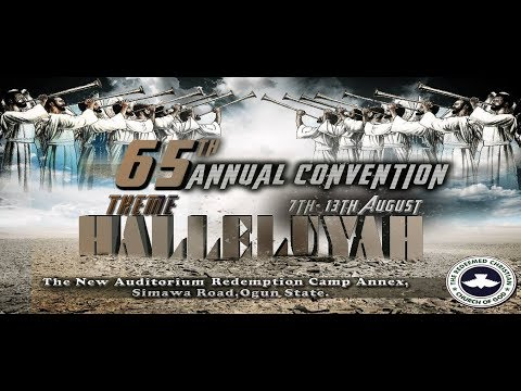 DAY 3 SPECIAL SEMINAR - RCCG 65TH ANNUAL CONVENTION 2017 - HALLELUJAH