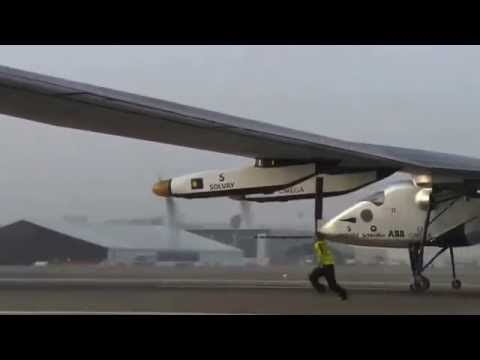 Solar Impulse 2 - Solar Powered Aeroplane