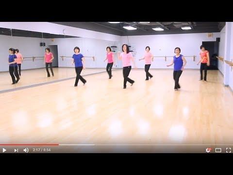 Woo Woo  - Line Dance (Dance & Teach in Chinese)
