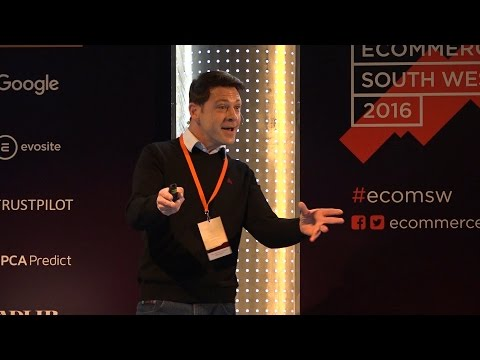 5 things UX Testing does that Analytics can't - eCommerce South West 2016