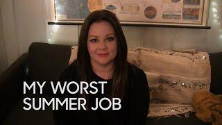 My Worst Summer Job: Melissa McCarthy