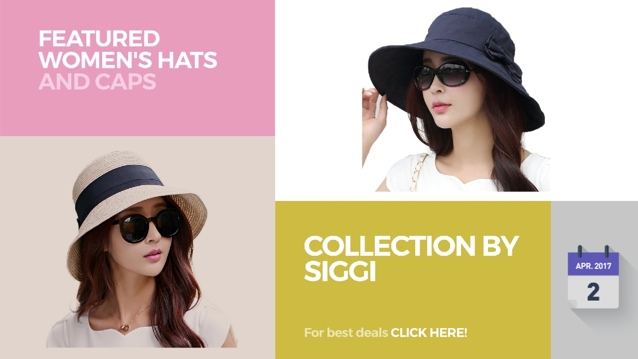 Collection By Siggi Featured Women s Hats And Caps - YouTube edd47997ecae