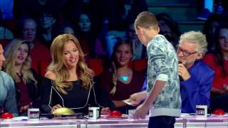 Anoi very young magician ! France's Got Talent 20th october 2015 2016