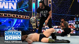 WWE SmackDown Full Episode, 26 February 2021