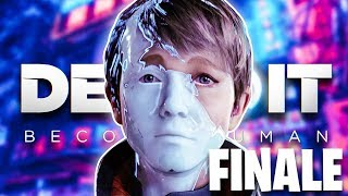 THIS ACTUALLY MADE ME CRY - Detroit Become Human FINALE!