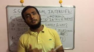 5 MOST ASKED QUESTIONS IN SSB INTERVIEW||100% GENUINE ASKED QUESTIONS!!!!