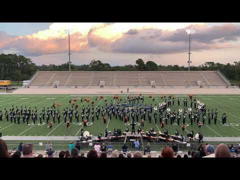 Pasadena Memorial High School Band UIL 2019