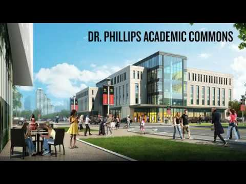 UCF/Valencia College Downtown Campus Groundbreaking - May 11, 2017