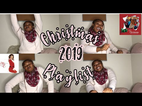 My 2019 Christmas Playlist | Vlogmas Day 1