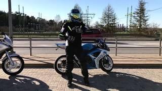 видео Как ухаживать за мотоциклетным шлемом?