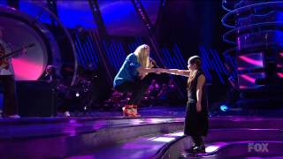 Fergie - Big Girls don't Cry [Live at American Idol 720p HDTV x264].mkv