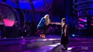 Fergie - Big Girls don't Cry [Live at American Idol 720p HDTV x264].mkv