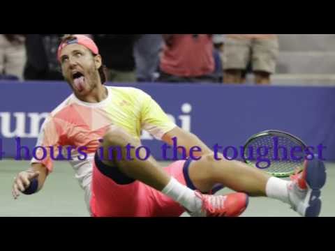 Rafael Nadal Upset by Lucas Pouille in Fourth Round of U S  Open