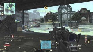 Beast MW3 Infected Game Clip | Barret |