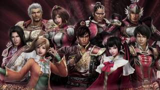 Dynasty Warriors 8 (Shin Sangokumusou 7) OST - Oriental Rush