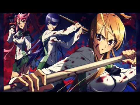 Школа Мертвецов - 13 серия ( OVA ) [ 13-12 ] AnimeRusVORG
