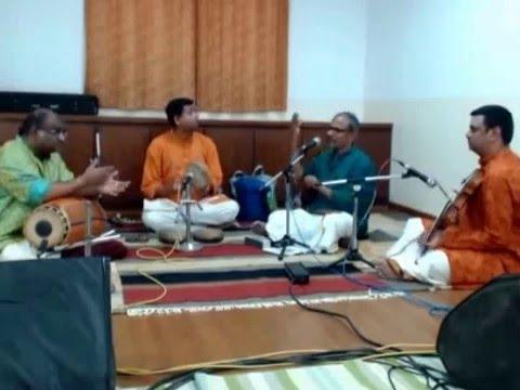 Shruthiranjani Live Shruthiranjani Live Kartikeyan V Flute and Vocal - 2 of 7