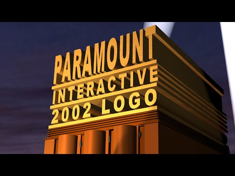 Paramount Interactive Logo 2002