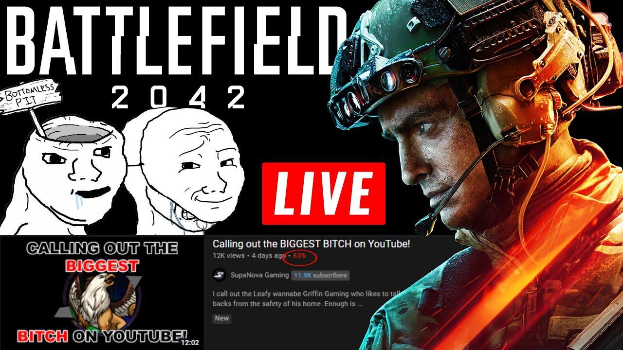 "Battlefield 2042 Live Debate w/ SupaNova: ""Do NOT Buy Battlefield 2042!!!!"""
