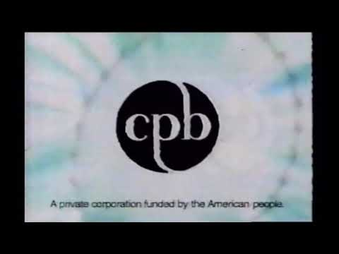 PBS Corporation For Public Broadcasting Very Rare Logo 2001