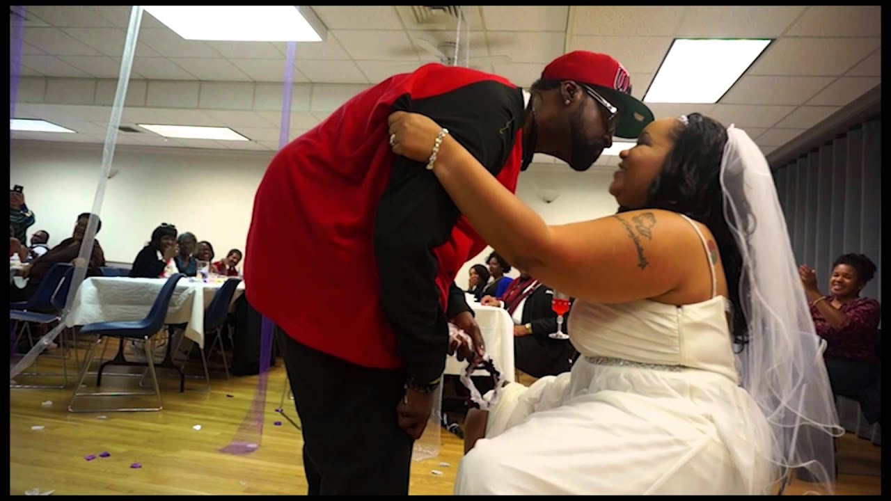 Shunta & Pepsii\'s vow renewal ceremony - YouTube