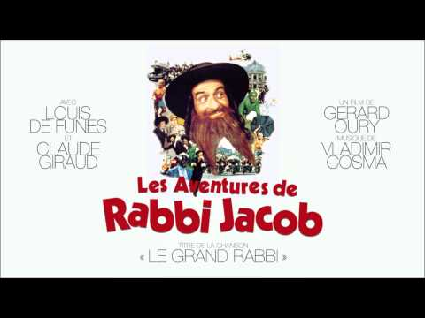 """Les Aventures de Rabbi Jacob"" OST 