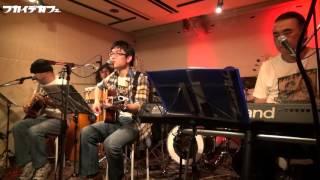 2016.02.13@下北沢 Music Island O フカイデカフェ 深町栄(Key. Vo. et...