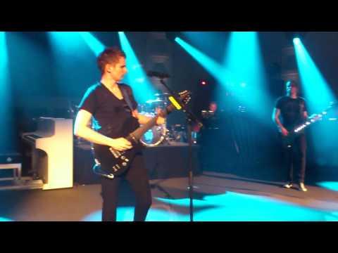 Muse - Supremacy live Radio 2 Broadcast @ BBC Radio Theatre, London, on 31/10/2012