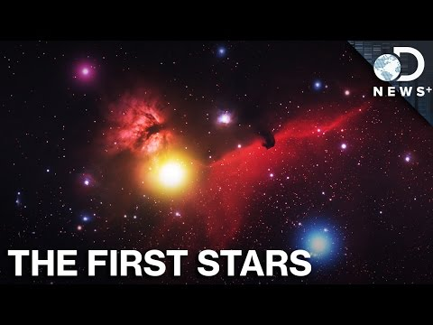 What Did The First Stars Look Like?