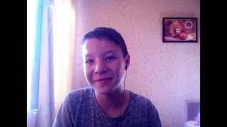 Видео блог обо мне