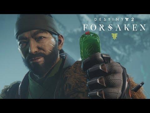 """DLC Forsaken (Отвергнутые) для Destiny 2: новая система оружия, режим """"Гамбит"""" и другое"""