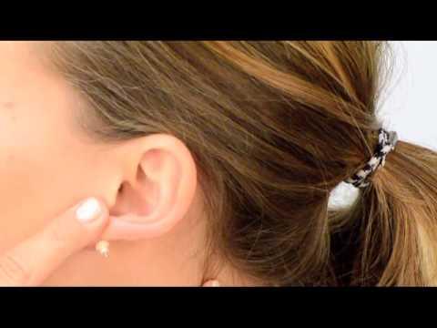 Rubber Pierced Earring Backs – 3 Pairs