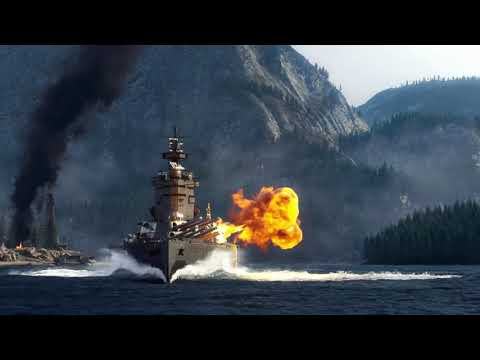 World of Warships - Cinematic Steam Trailer