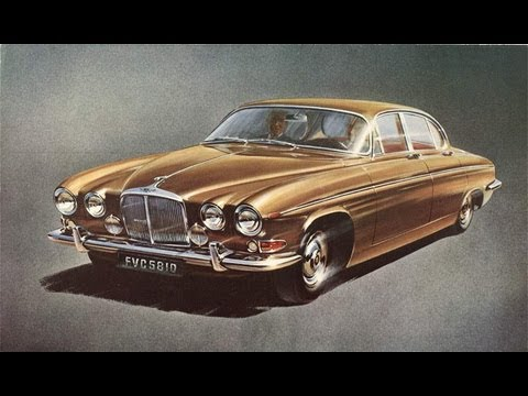 Jaguar 420G - at the movies