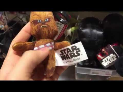 Мягкие Игрушки Star Wars в Аэропорту. ЧТО БЛИН ЗА ФИГНЯ???