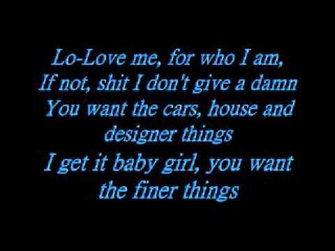 Lil Scrappy- NO LOVE WITH LYRICS