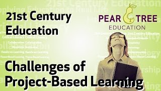 Project-Based Learning Challenges (21st Century Education)