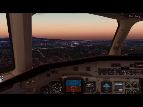 X-Plane 11 pb15] EuroFOX with Experimental xEnviro Clouds by ACelis