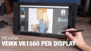 Review: Veikk VK1560 Pen Display