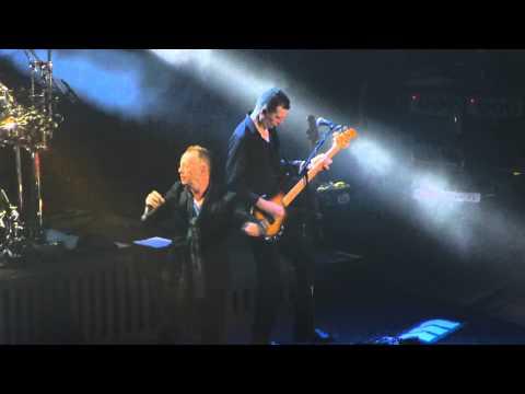 Simple Minds - Big Music - Glasgow Hydro - 27 Nov 13