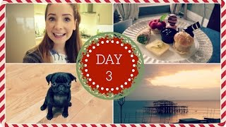 Book Number Two & Afternoon Tea | Vlogmas