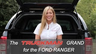 The Truckman Grand Hardtop for the Ford Ranger