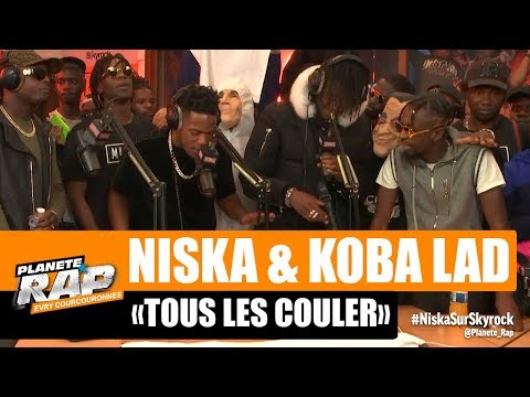 Youtube: Niska«Tous les couler» ft Koba LaD #PlanèteRap
