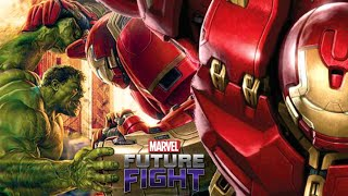 INFINITY WAR HULKBUSTER vs RAGNAROK HULK 👉 DPS COMPARISON | Marvel Future Fight