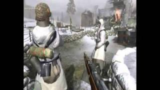 Call of duty 2 German Army Training