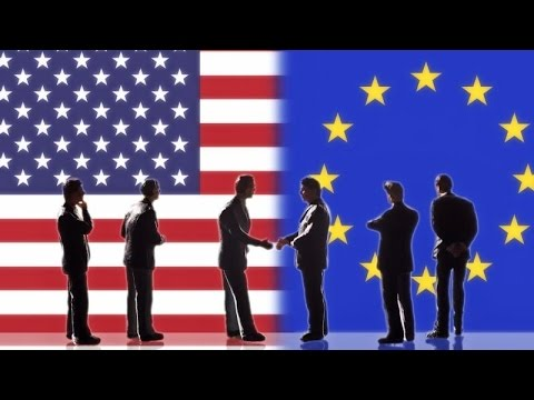 Warning! Global Government Imminent! Agenda 2030, TTIP, TPA,